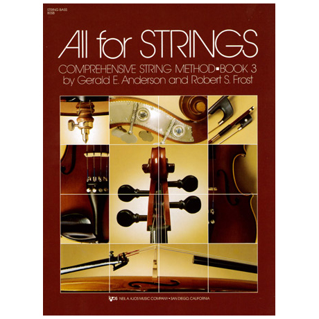 All for Strings Book 3