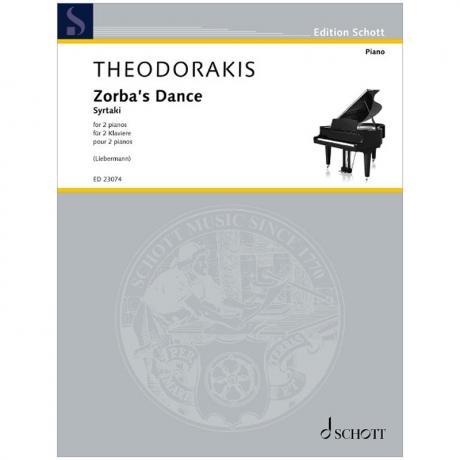 Theodorakis, M.: Zorba's Dance – Syrtaki
