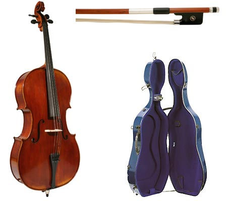 PAGANINO Solista cello set