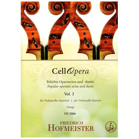 Jung, F.: CellOpera Vol.3