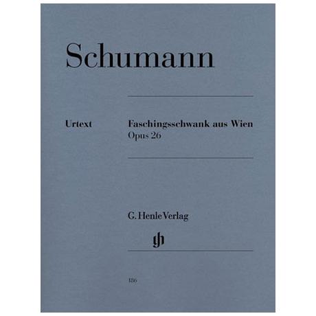 Schumann, R.: Faschingsschwank aus Wien Op. 26