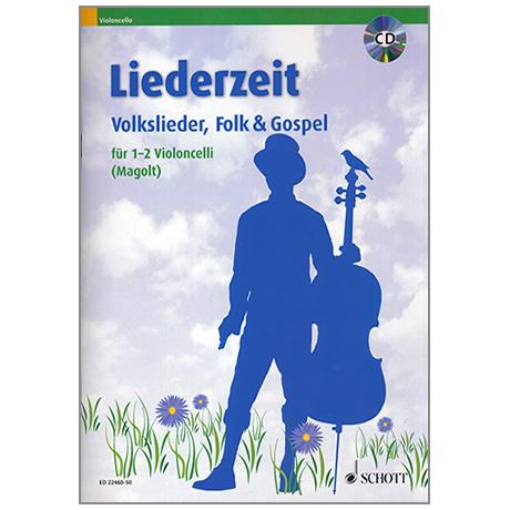 Magolt, M.: Liederzeit (+CD)