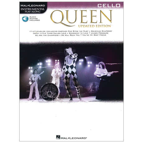 Queen Updated Edition (+Online Audio)