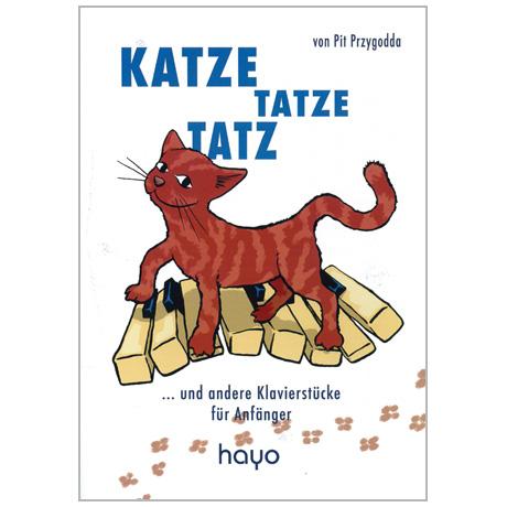 Przygodda, P.: Katze Tatze Tatz (+CD)