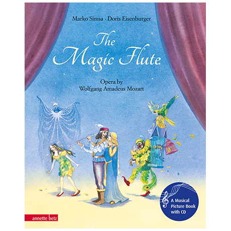 Simsa, M./Eisenburger, D.: The Magic Flute (+Audio-CD)