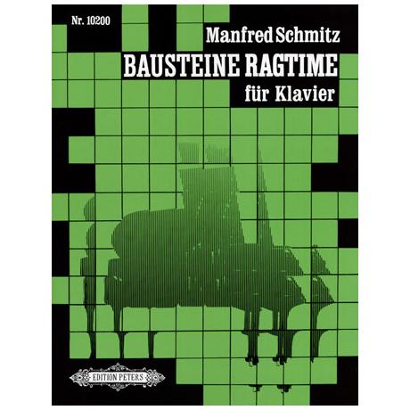 Schmitz, M.: Bausteine Ragtime