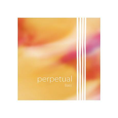 PIRASTRO Perpetual Solo bass string E2 3/4 | medium