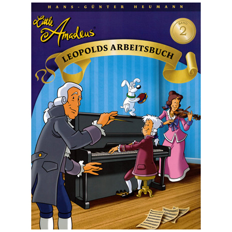 Little Amadeus - Arbeitsbuch Band 2