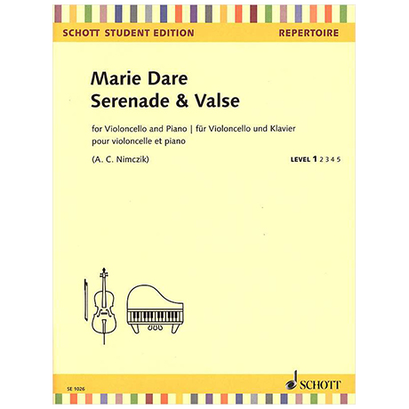 Dare, M.: Serenade & Valse