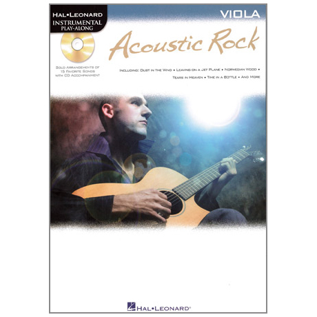 Acoustic Rock (+CD)