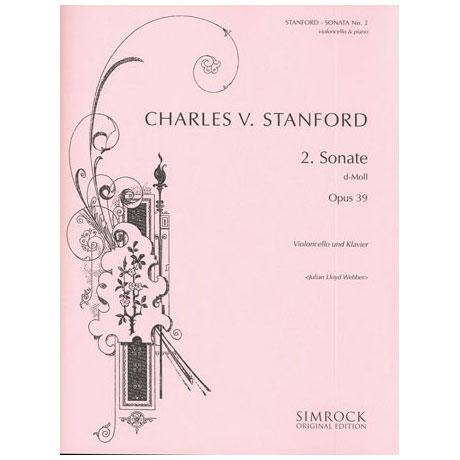Stanford, C. v.: Sonate Nr. 2 Op. 39 d-Moll