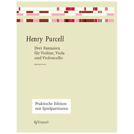 Purcell, H.: Drei Fantasien