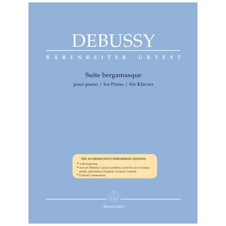 Debussy, C.: Suite bergamasque