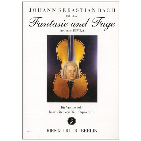 Bach, J. S.: Fantasie und Fuge BWV 542 G-Dur