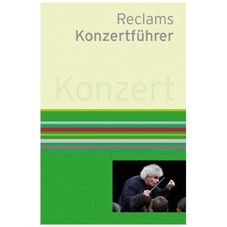 Reclams Konzertführer – Orchestermusik