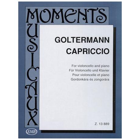 Goltermann, G. E.: Capriccio