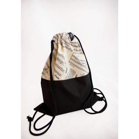 MusicGift backpack