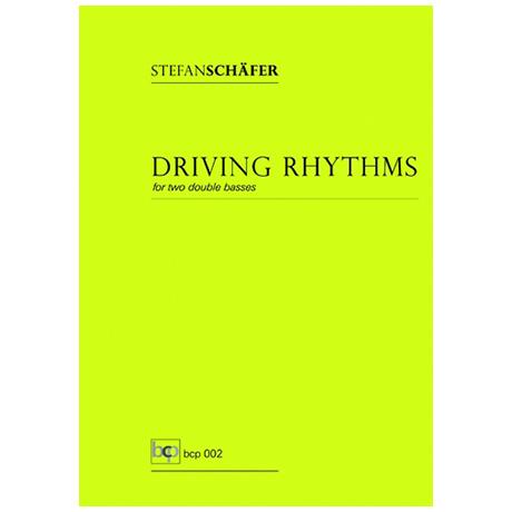 Schäfer, S.: Driving Rhythms