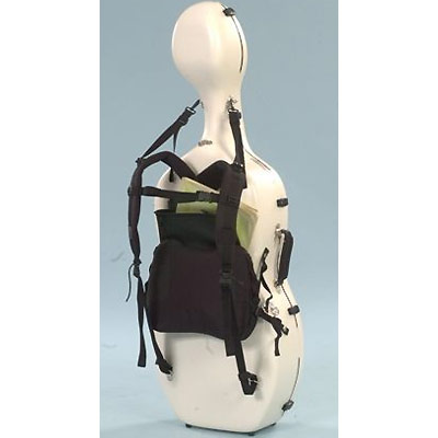 FIEDLER backpack carrying system for cello cases