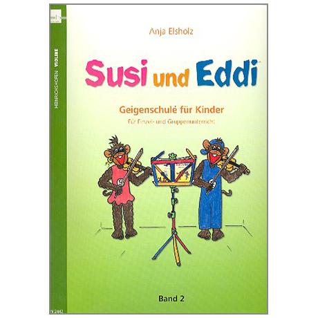 Elsholz, A.: Susi und Eddi – Band 2