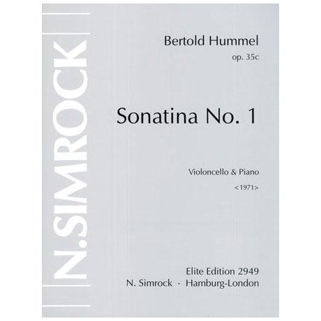 Hummel, B.: Sonatine Nr. 1 Op. 35c