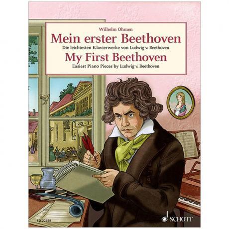 Beethoven, L. v.: Mein erster Beethoven – die leichtesten Klavierwerke