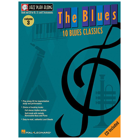 The Blues (+CD)