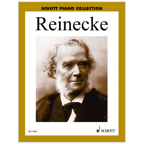 Reinecke, C.: Ausgewählte Klavierwerke