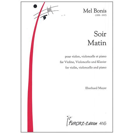 Bonis, M.: Soir et Matin (1907)