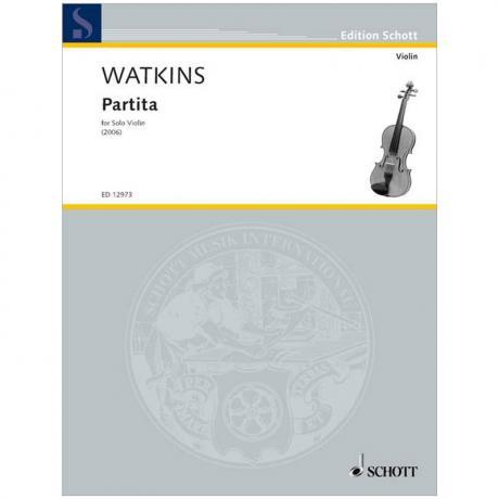 Watkins, H.: Partita (2006)