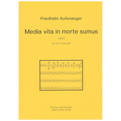 Aufenanger, F.: Media vita in morte sumus (1992)