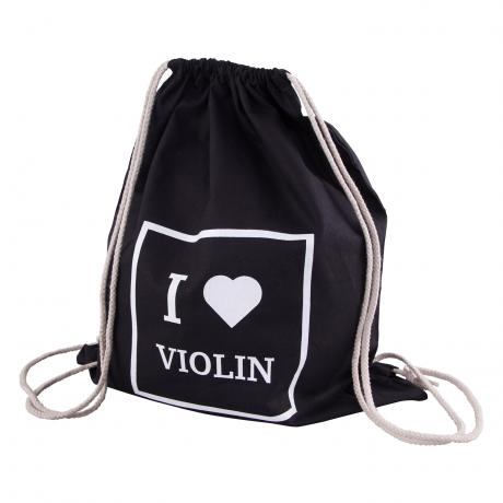 PACATO Love VIOLIN backpack