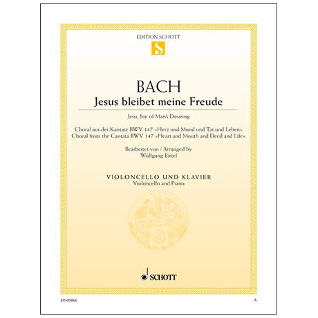 Bach, J. S.: Jesus bleibt meine Freude BWV 147
