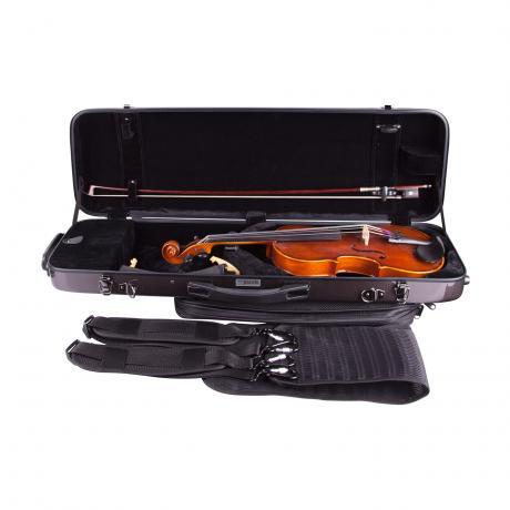 PACATO Classic Fiber violin case