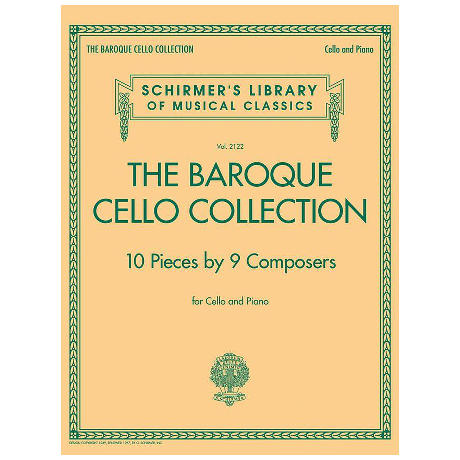 The Baroque Cello Collection