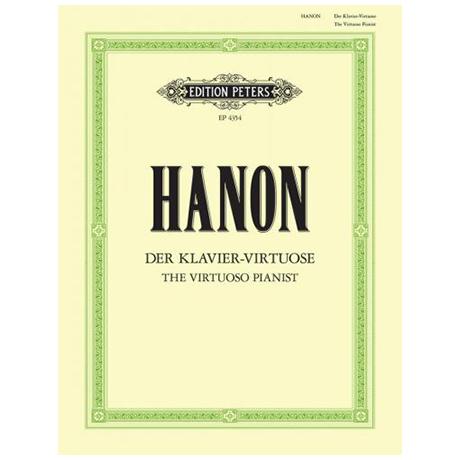 Hanon, C.-L.: Der Klavier-Virtuose (Weinreich)