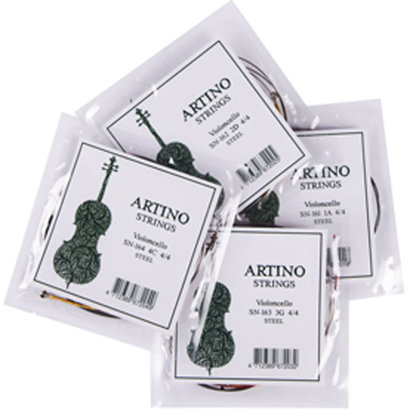 ARTINO Pupil cello strings SET