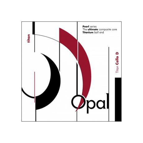 Fortune OPAL Titan cello string D