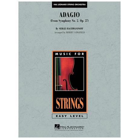 Rachmaninoff, S.: Adagio from Symphony No. 2