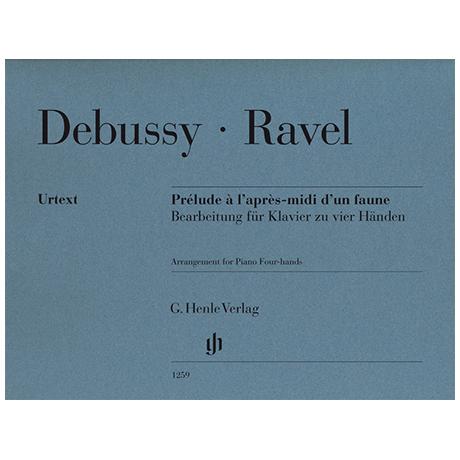 Debussy, C. / Ravel, M.: Prélude à l'après-midi d'un faune