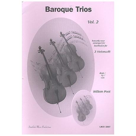 Poot, W.: Baroque Trios Vol.2