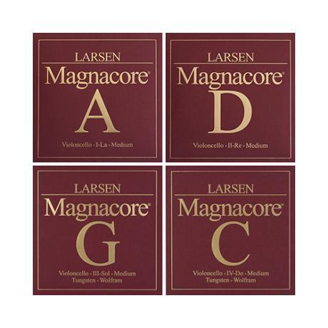 LARSEN Magnacore PURE cello strings SET