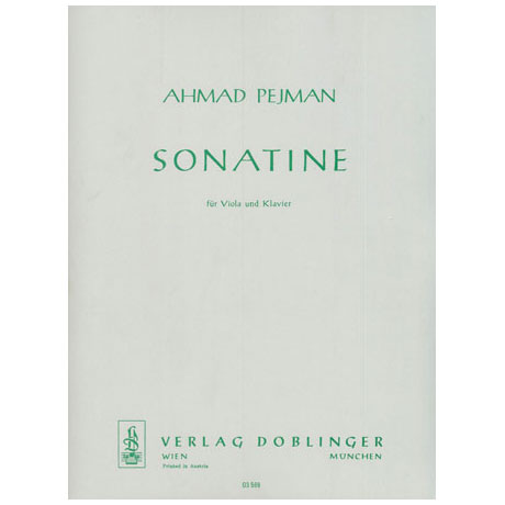 Pejman, A.: Violasonatine