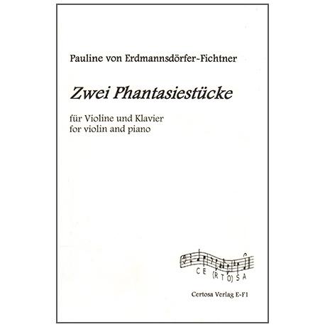 Erdmannsdörfer-Fichtner, P.: Zwei Fantasiestücke