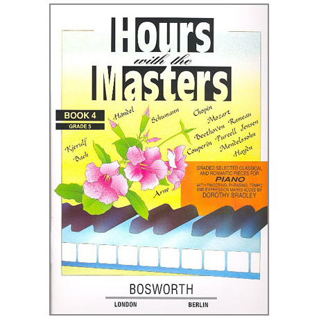 Hours with the Masters - Band 4