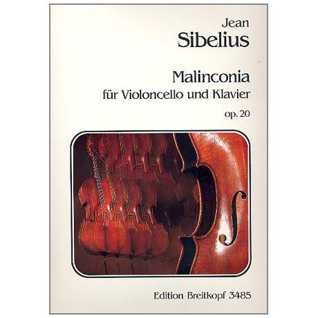 Sibelius, J.: Malinconia Op. 20