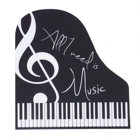 Mousepad Grand Piano