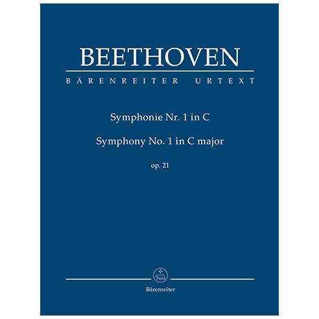 Beethoven, L. v.: Symphonie Nr. 1 C-Dur Op. 21