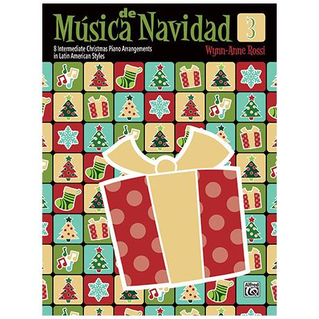 Rossi, W.-A.: Música de Navidad 3