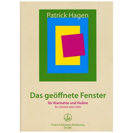 Hagen, P.: Das geöffnete Fenster